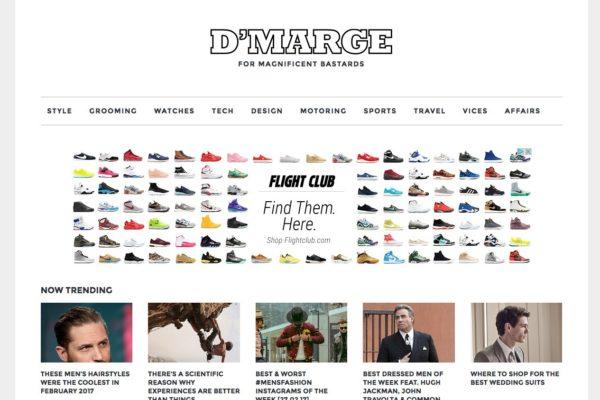 Dmarge Magazine